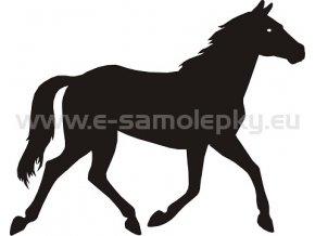 Samolepka - Kůň