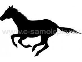 Samolepka - Kůň 03
