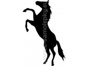 Samolepka - Kůň 07