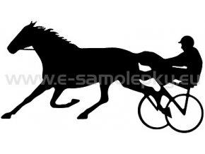 Samolepka - Kůň 11