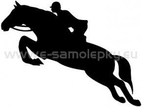 Samolepka - Kůň 12