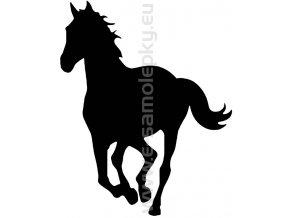 Samolepka - Kůň 13