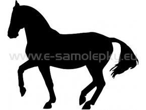 Samolepka - Kůň 15