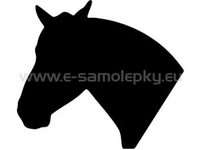 Samolepka - Kůň 16