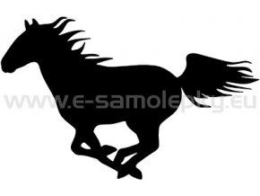 Samolepka - Kůň 19