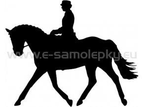 Samolepka - Kůň 23