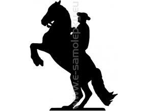 Samolepka - Kůň 24
