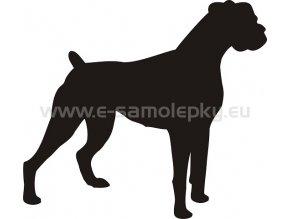 Samolepka - Pes 03