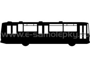 Samolepka - Autobus