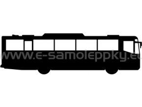 Samolepka - Autobus 05