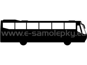 Samolepka - Autobus 06