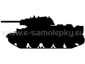 Samolepka - Tank 10