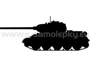 Samolepka - Tank 11
