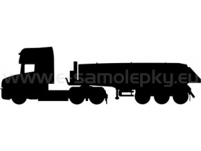 Samolepka - Kamion 05