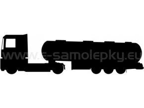 Samolepka - Kamion 09