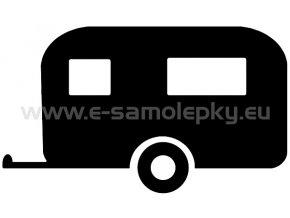 Samolepka - Karavan 04