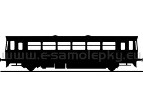 Samolepka - Lokomotiva 03