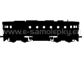 Samolepka - Lokomotiva 05