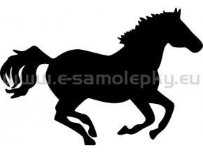 Samolepka - Kůň 54