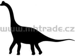 Samolepka - Brachiosaurus