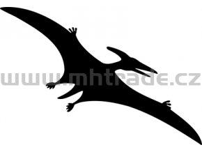 Samolepka - Pterodactyl