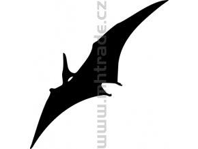 Samolepka - Pterodactyl 02