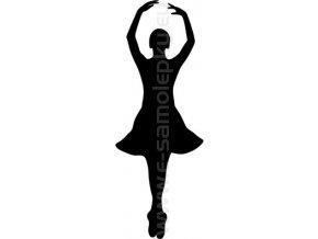 Samolepka - Balet 03