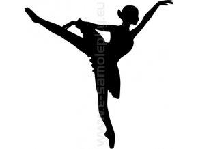 Samolepka - Balet 05