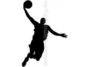 Samolepka - Basketbal 03