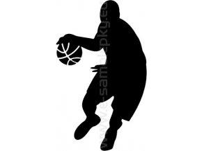 Samolepka - Basketbal 07