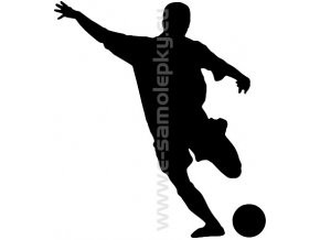 Samolepka - Fotbalista 05