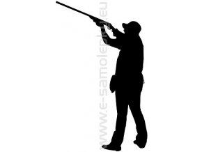 Samolepka - Střelba