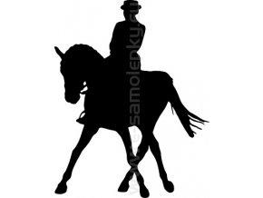 Samolepka - Kůň 28