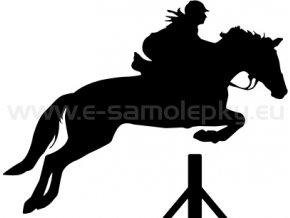 Samolepka - Kůň 27