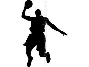 Samolepka - Basketbal 08