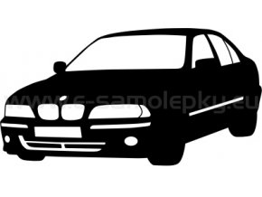 Samolepka - BMW