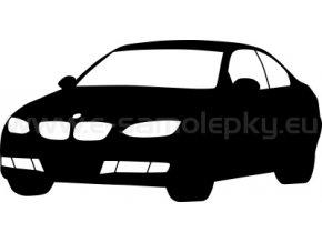 Samolepka - BMW 03