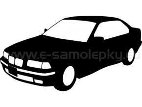 Samolepka - BMW 04