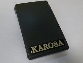 Středový kryt uchycení volantu - Karosa 900 plastový
