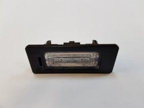 Osvětlení SPZ Škoda Superb II. Combi