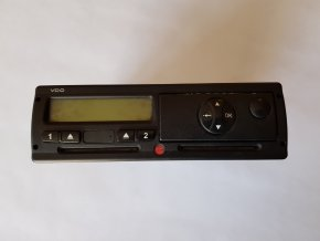 Digitální tachograf VDO 24V