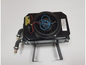 Teplovodní topení ATESO 2,7kW kompletní stojaté