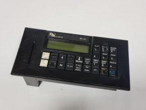 Klávesnice ovládání OIS RT1-P vestavná