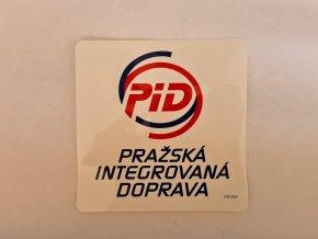 "Samolepka ""logo PID"" velké"