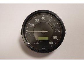 Elektronický rychloměr 90 km/h KMGY / s displejem
