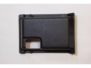 Kryt mechanismu ovládání dveří nad podlahou - Karosa řada 700