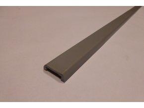 Plastová lišta překrytí spojů obložení š.30mm
