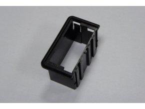 Rámeček pro kolébkové ovladače SWF - krajový