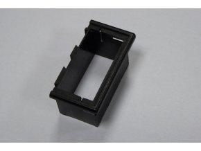 Rámeček pro kolébkové ovladače HLF - krajový