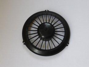 Kruhová mřížka radiátorů teplovodního topení